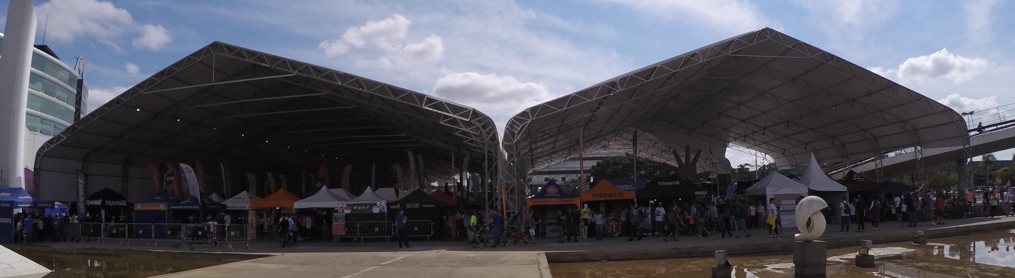 Galpão para eventos em Santa Catarina