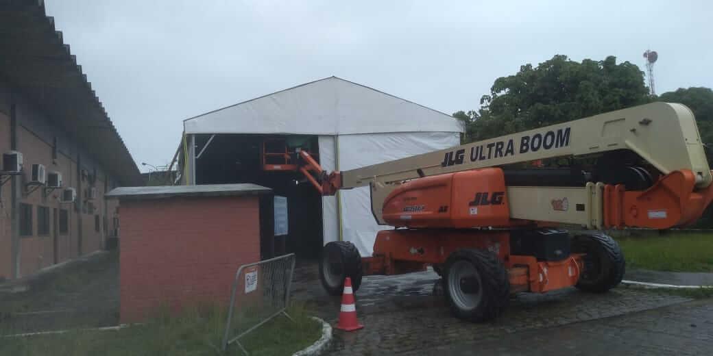 Galpão para logistica no Mato Grosso do Sul