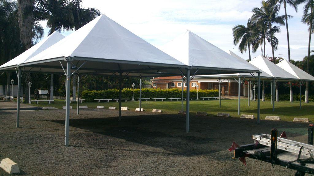 Tenda pirâmide para venda em Minas Gerais
