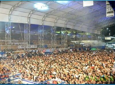 Galpão para eventos no Mato Grosso do Sul