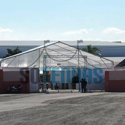 Locação Tendas Eventos no Paraná