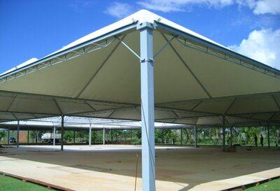 Tenda pirâmide para venda no Mato Grosso do Sul