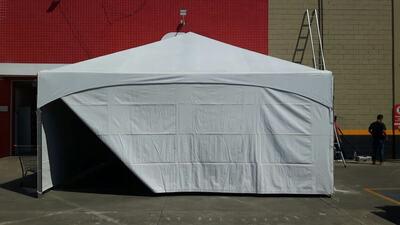 Tendas em Campinas