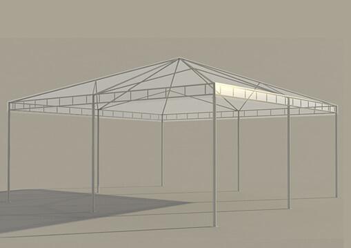 Venda de Tenda Pirâmide 10x10
