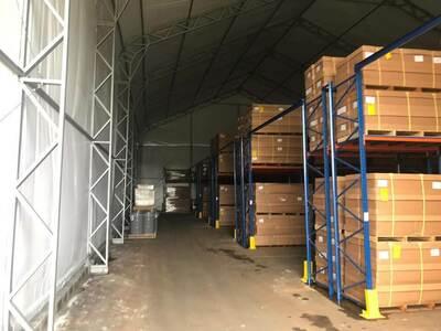 Soluções galpões para logística