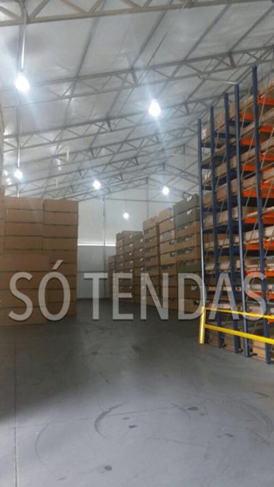 Galeria galpões para logística